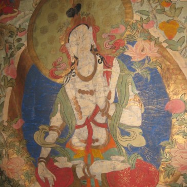 White Tara Mantra during Hurricane Sandy