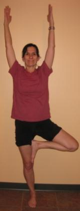 beginner yoga sequence a  barefoot and upside down